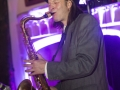 A Sax Player can accompany a DJ or play over the top of an IPod mix.