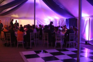 marquee lighting design and rental