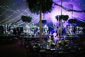 Wedding Marquee Lighting Design